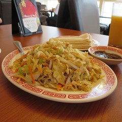 Moo shu egg