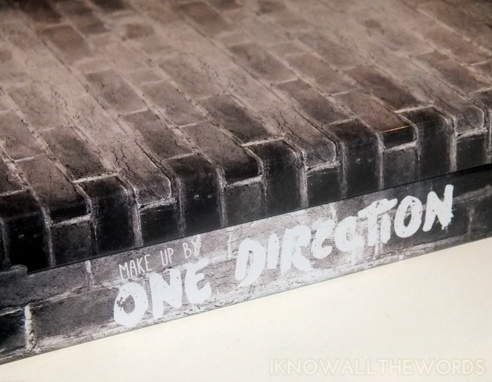 makeup by one direction- Up all Night (14)