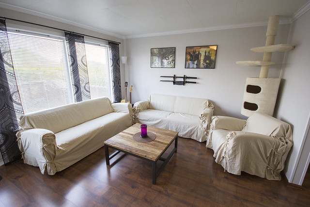 Livingroom finished