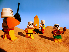 ''Haven't found the droids yet sir, still searching.''