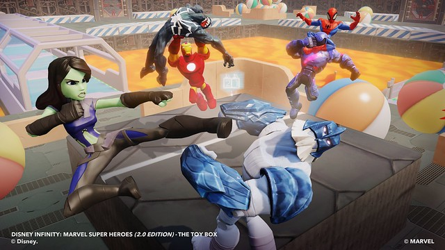 Disney Infinity: Guardians of the Galaxy