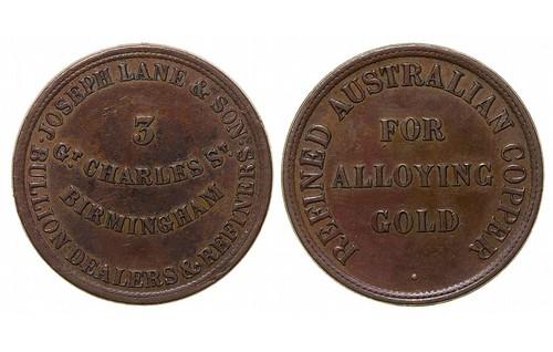 Australian Gold Rush token