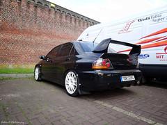 Mitsubishi Lancer Evolution IX '05