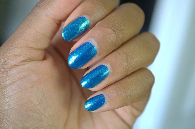 OPI The Sky's My Limit nail polish
