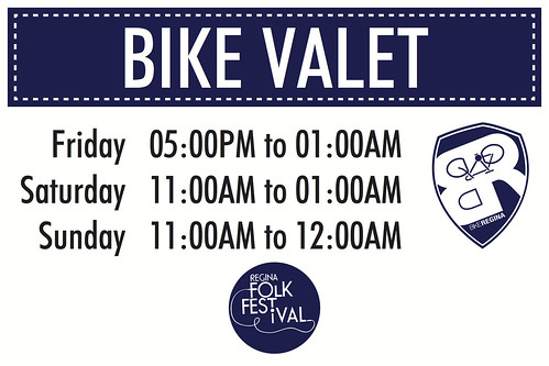 14M - Bike Valet Hours