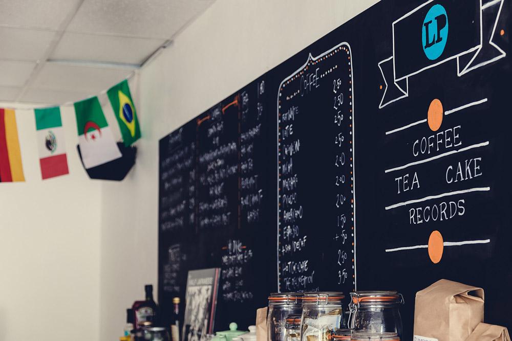 The LP Café
