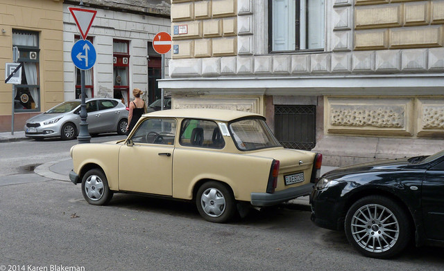 August 7th, 2014 Trabant