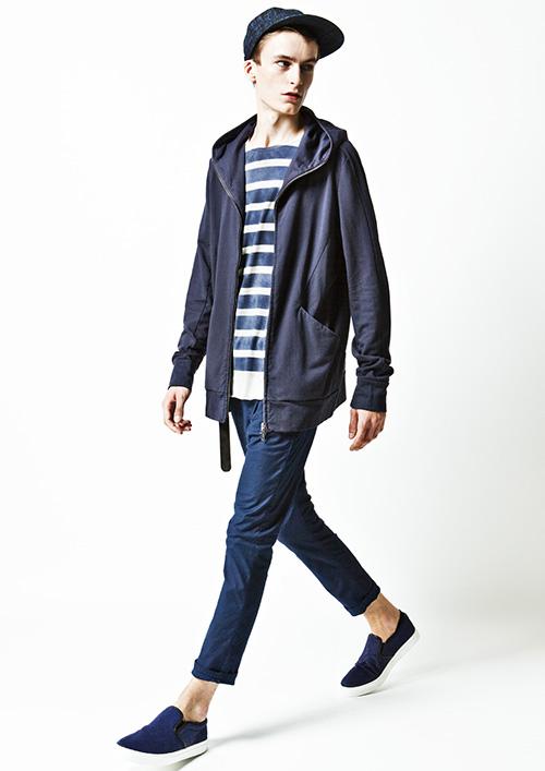 SS15 Tokyo KAZUYUKI KUMAGAI004_Jack Chambers(Fashion Press)