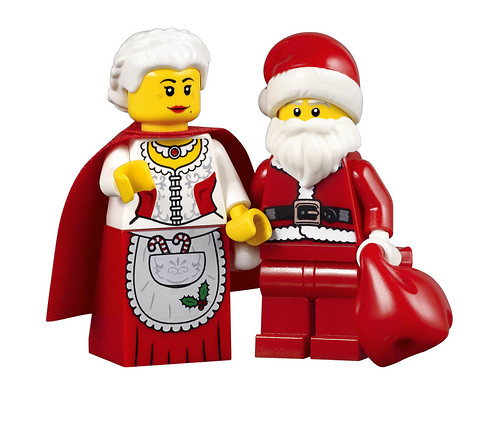 LEGO 10245 Santa's Workshop 04