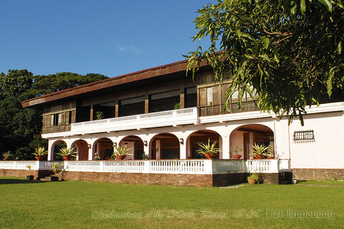 Malacañang of the North (Paoay Lake Side)