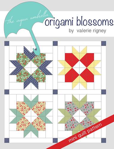 origami blossoms mini