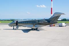 Amir Air Challenger 300 OE-XII @ LNZ