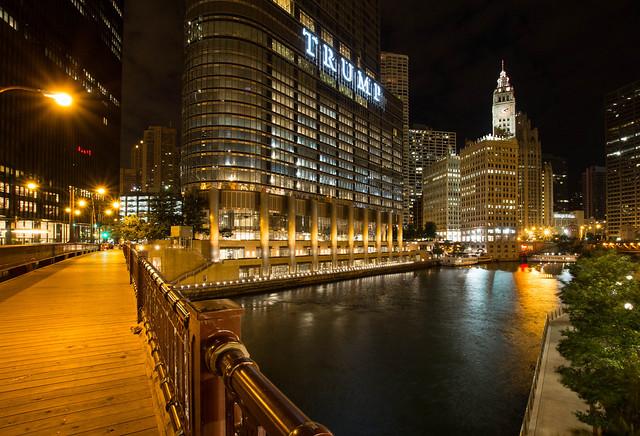 River Night