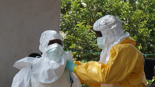 Using Open Innovation to combat Ebola