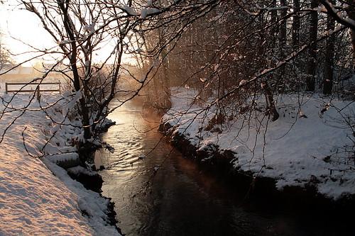 river hainaut haine wallonie belgium therubyawardsinvitation belgique belgiqueenimages havréhainaut hiver saisons nature coucherdesoleil sunset havrébelgique