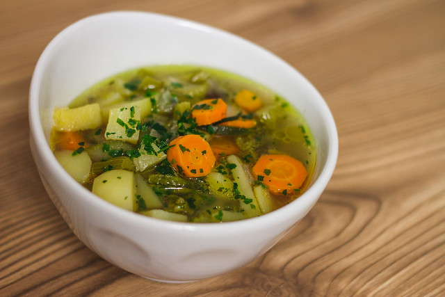 [149] Vegetable Soup