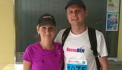 Rekordní půlmaraton v Blansku, na startu 1123 běžců. Pořadatelé opět na jedničku