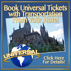 Buy Universal Orlando Tickets