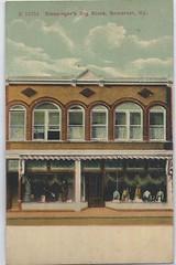11449  U. S. Somerset Kentucky Jewish Slessinger's Store