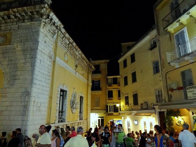 Paleokastritsa Corfu