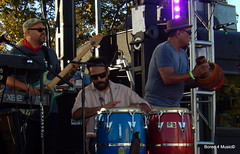 Aaron Embry, Howls, & More @ 2014 Echo Park Rising (08/16/14)