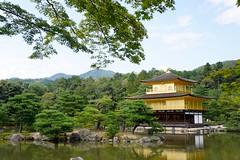 鹿苑寺 (金閣寺) / Rokuonji (Kinkakuji)