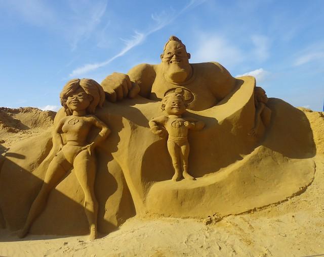 Sculpures sur sable Disney - News Touquet p.1 ! 14956933715_dc542d1fb8_z