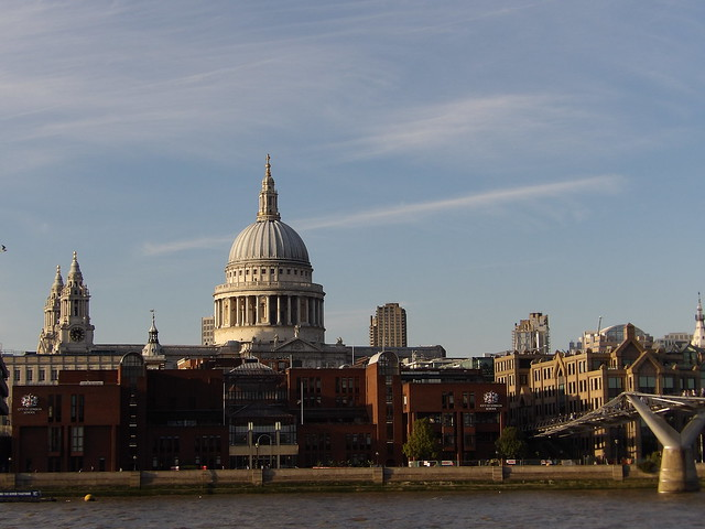 St. Paul's from the Tate