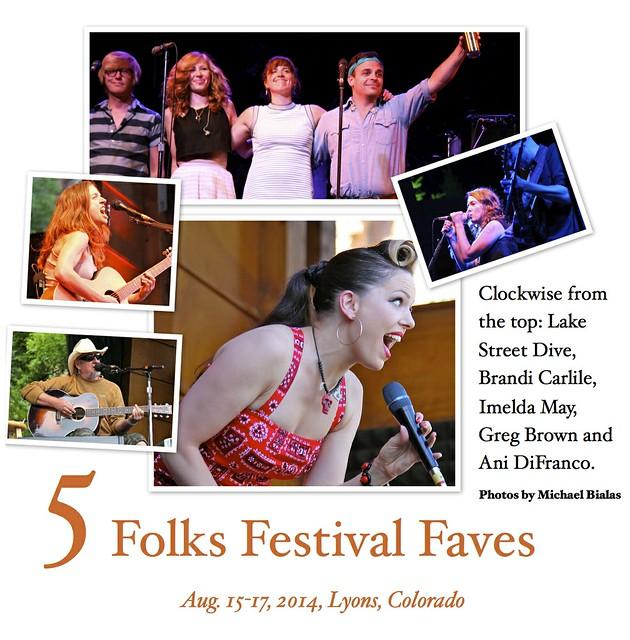 Folks Festival cover