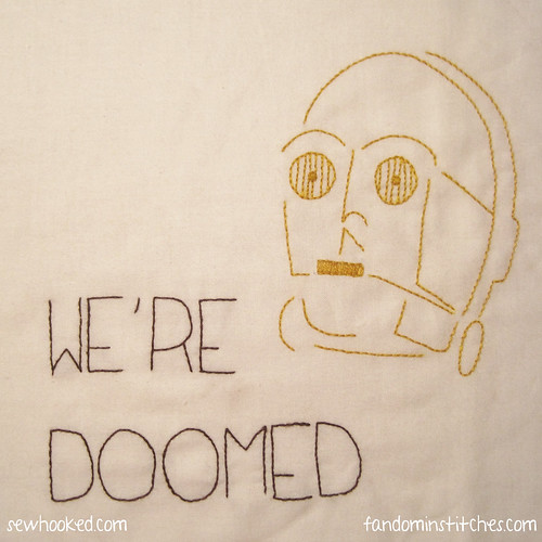 C3P0 - We're Doomed