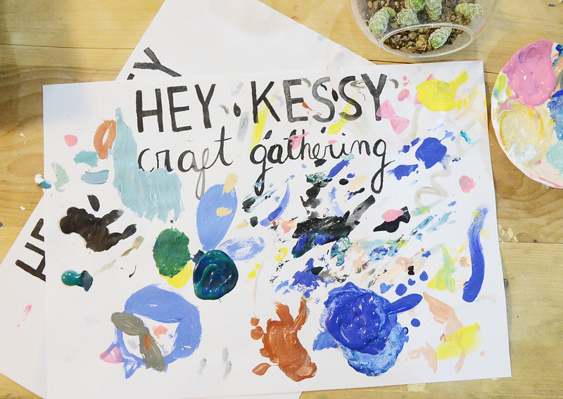 Hey Kessy Craft Gathering
