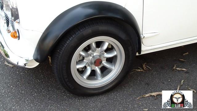 Mini Morris (105 cv)