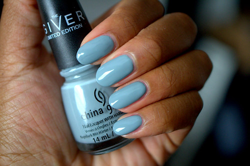 China Glaze Intelligence Intergity & Courage