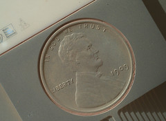 Mars 1909 cent before