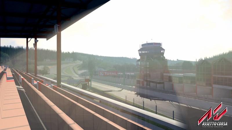 Assetto Corsa Spa Francorchamps