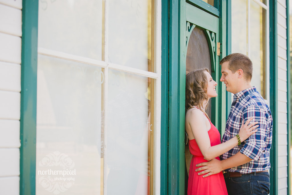 Aimee & Ivan's Engagement Session