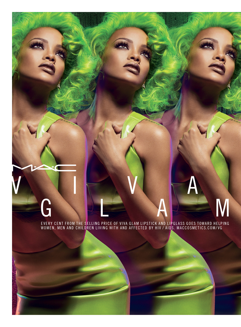 VIVA GLAM RIHANNA II BEAUTY