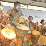Amani Festival 2014 - Danseurs traditionnels - Bukavu