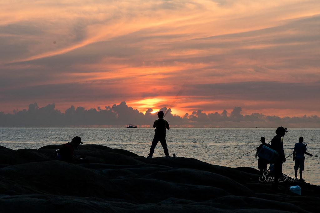 潮境公園-晨光