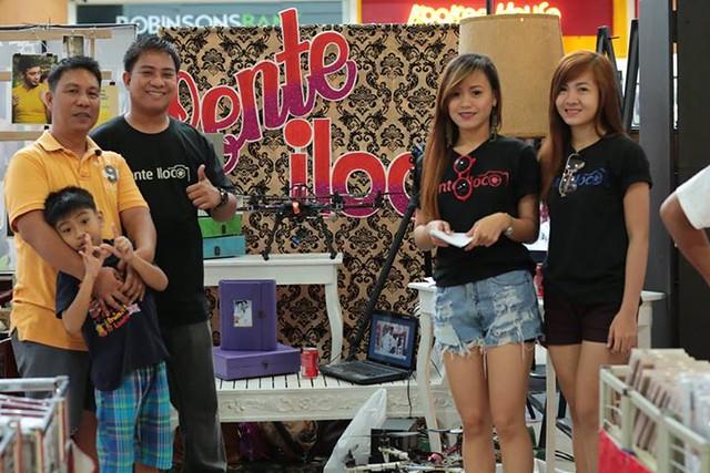 Lente Iloco booth