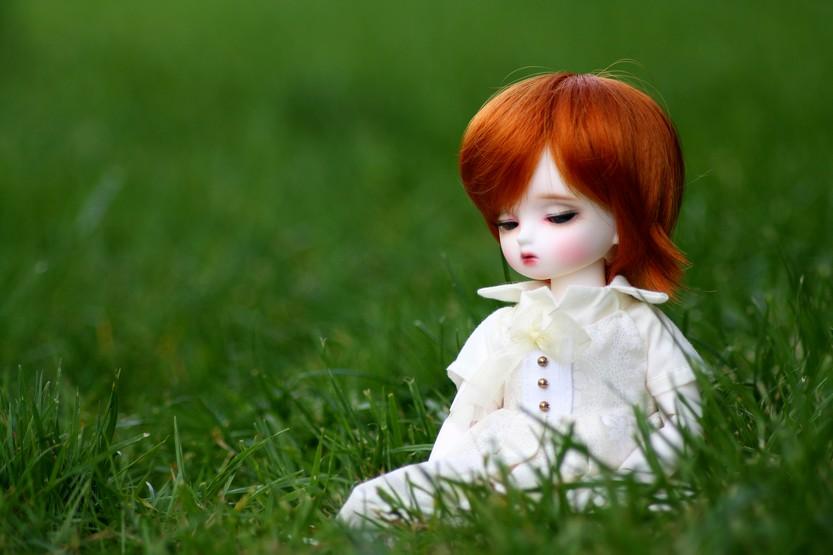Mademoiselle Poil de Carotte | Little Monica Dorothy