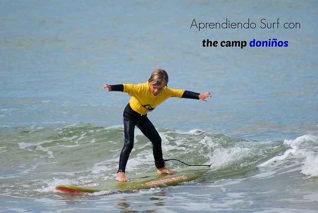 NUESTRA EXPERIENCIA SURFERA con #THECAMP en DONIÑOS , NEGOCIOS de los que SENTIRSE ORGULLOSOS