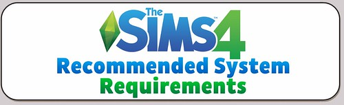 Sims 4 Rec Requirements