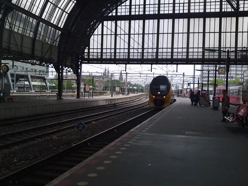 Estação Den Haag HS