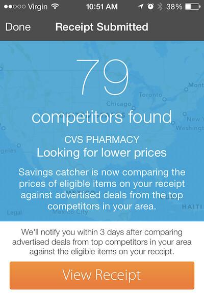 #SavingsCatcher