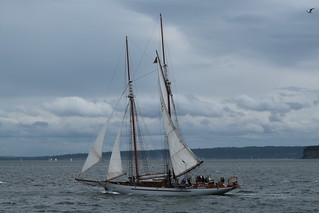 IMG_0228 - Port Townsend WA - Schooner ADVENTURESS on opening day May 3rd, 2014