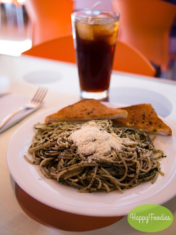 Pesto Spaghetti (P120)
