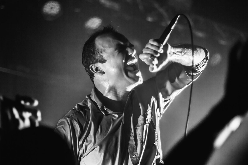 Future Islands @ The Waiting Room | 8.28.14