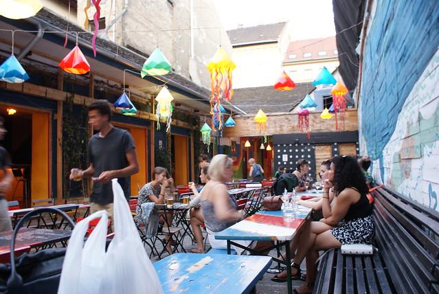 Bar Kuplung à Budapest