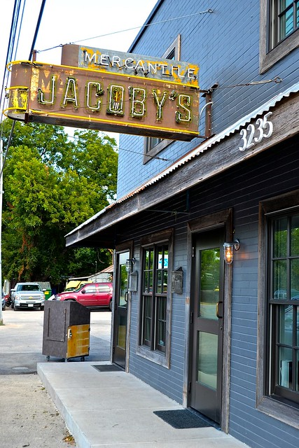 Jacoby's Exterior